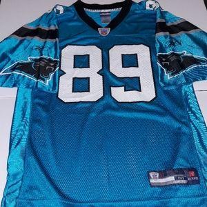 Reebok Carolina Panthers Steve Smith Jersey